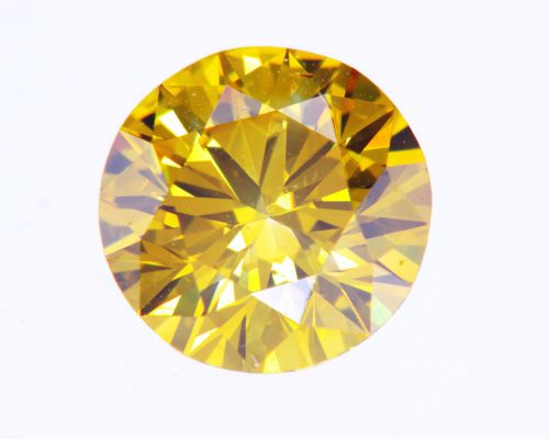 Round 1.18 Carat Fancy Diamond