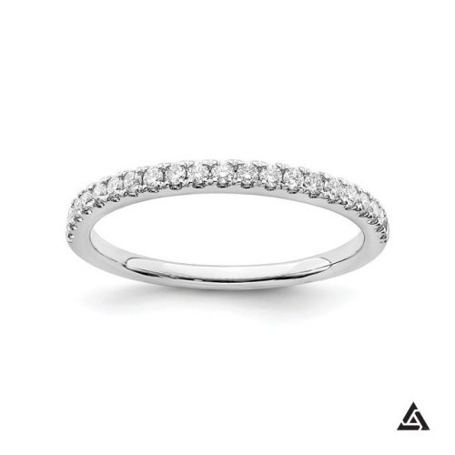 Diamond Wedding Band, 0.86 CTW