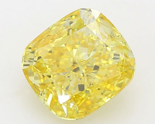 Cushion 1.51 Carat Fancy Diamond