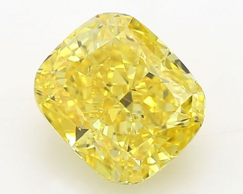 Cushion 1.01 Carat Fancy Diamond